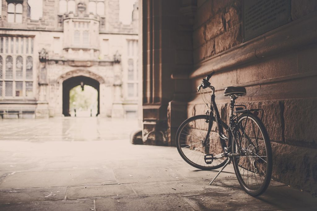 vélo garer